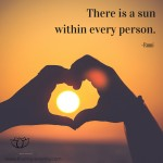 There is a sun within every person.-2